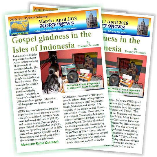 Christian printed newsletters